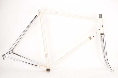 Gartner Select Staatsmeister Rundfahrtsieger Rennrad Rahmen frame in 56 cm (c-t) / 54.5 cm (c-c) with Clombus SL tubing from the 1980s