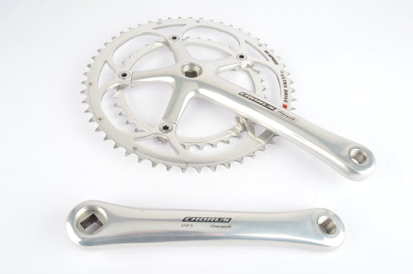 Campagnolo Chorus 10-speed Crankset with 39/53 Teeth and 172.5mm length from the 2000s