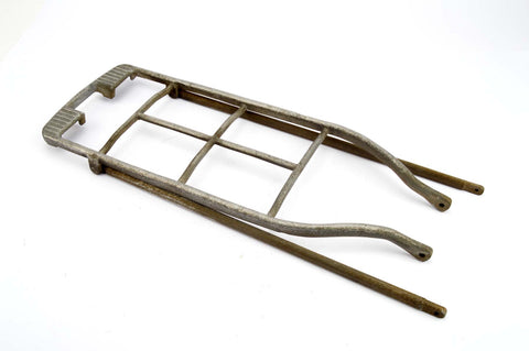 old Randonneur Aluminium rear Rack from the 1960s - 70s