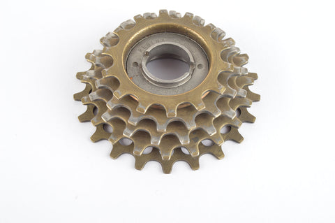 Regina ORO freewheel 5 speed with italian thread from the 1970s
