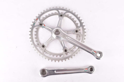 Campagnolo Super Record #1049/A italian panto Crankset with 52/42 Teeth and 170mm length, from 1978