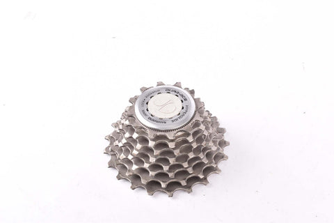 Shimano Dura-Ace #CS-7401 8-speed Hyperglide Cassette with12-21 teeth from the 1990s