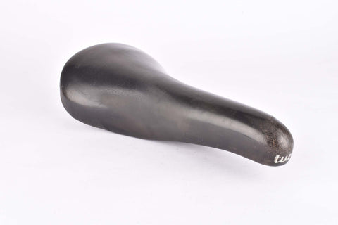 Black Selle Italia Turbo Saddle from the 1980s
