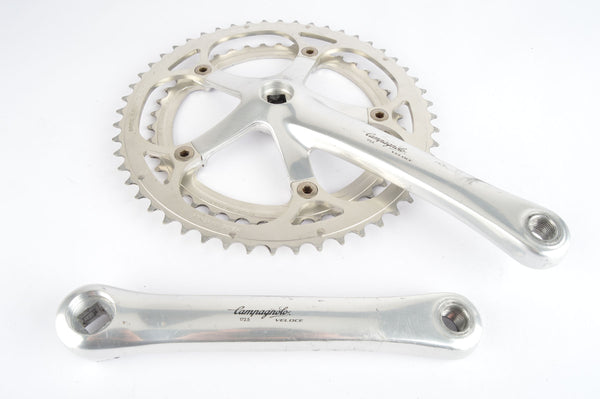 Campagnolo Veloce Crankset with 42/52 Teeth and 172.5mm length from the 1990s