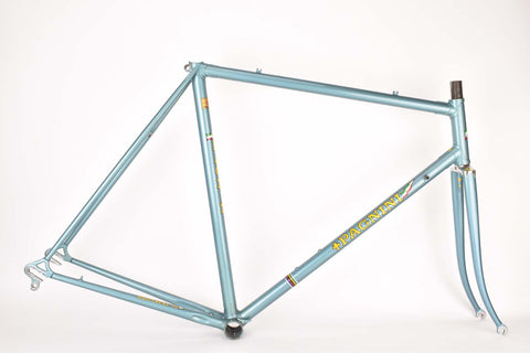 Pagnini Montreal 1976 frame in 57.0 cm (c-t) / 55.5 cm (c-c) with Columbus SL tubing from the late 1970s