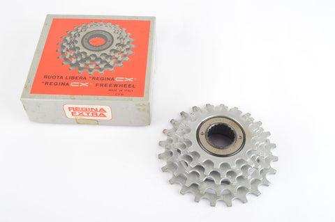 NEW Regina CX 5-speed Freewheel with 14-24 teeth from the 1980s NOS/NIB