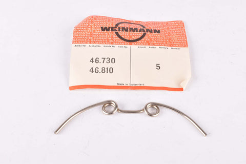 NOS Weinmann brake caliper return spring #46.730 #46.810