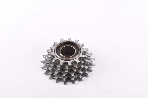 Shimano SIS #MF-Z102 6-speed Uniglide Freewheel with 13-21 teeth and english thread from 1986