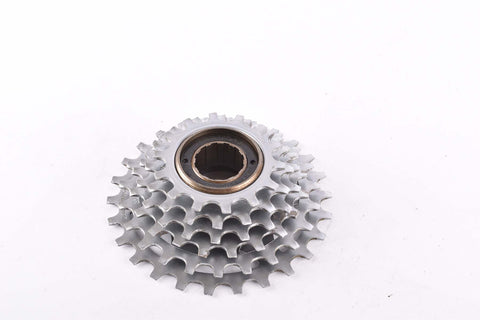 Shimano SIS #MF-Z102 6-speed Uniglide Freewheel with 14-26 teeth and english thread from 1988