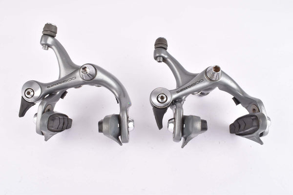 Shimano 600 Ultegra Tricolor #BR-6400 short reach single pivot brake calipers from 1989