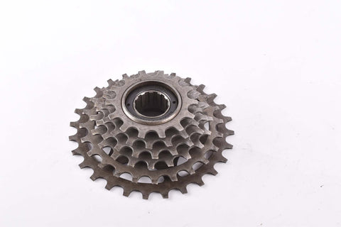 Shimano #MF-Z102 6-speed Uniglide Freewheel with 14-28 teeth and english thread from 1990