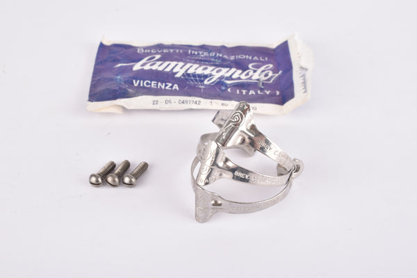 NOS Campagnolo #649 cable housing clips from The 1960s - 80s