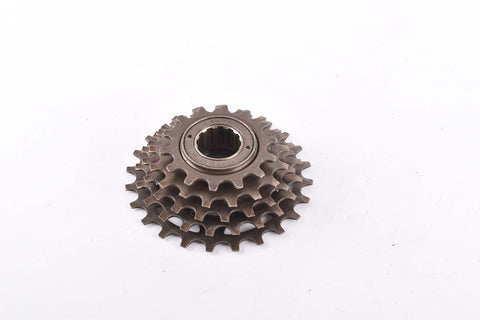 Shimano SIS #MF-Z105 5-speed Uniglide Freewheel with 14-24 teeth and english thread from 1996