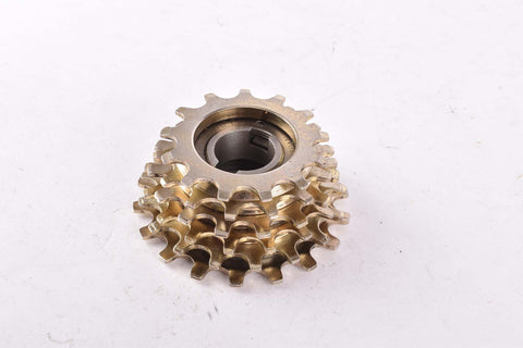 Golden S.Y. Free Wheel 6-speed freewheel with 13-18 teeth and english thread - new bike take off