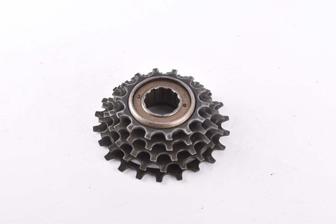 Shimano-UG 5-speed Uniglide Freewheel with 14-22 teeth and english thread from 1983