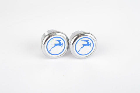 Silver Gazelle handlebar end plugs