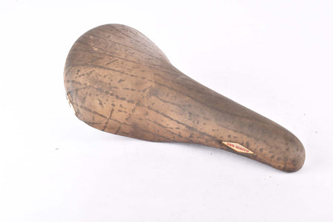 Brown Selle San Marco Rolls Saddle from 1990