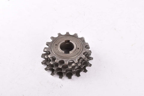 Suntour (Maeda) 8.8.8. Perfect 5 speed freewheel with 14-18 teeth and englisch thread from 1973