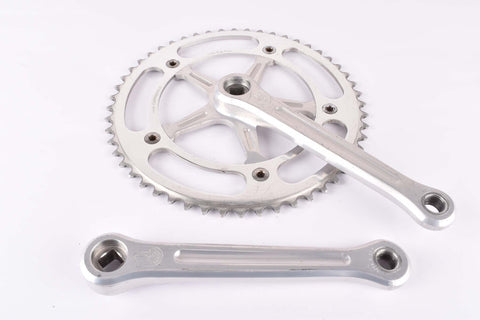 Campagnolo #1051 Record Pista crankset with 151mm BCD, 52 teeth and 170 length from the 1960s