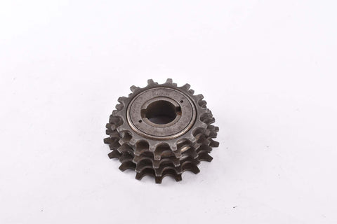 Suntour Perfect 5 speed freewheel with 14-18 teeth and english thread from 1979