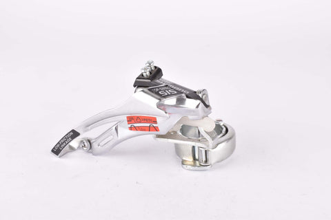 NOS Shimano C050 #FD-C050 clamp on triple front derailleur (dual-pull) from 2008