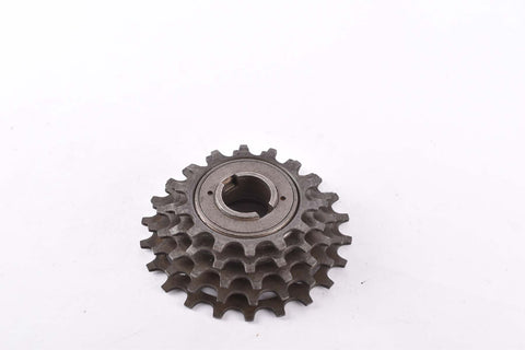 Suntour Perfect 5 speed freewheel with 14-22 teeth and english thread from 1985