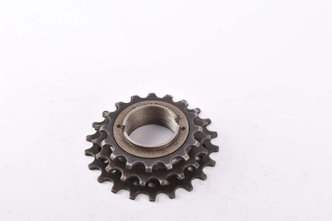 Atom (4 ovals) 3 speed Freewheel with 16-22 teeth and english thread