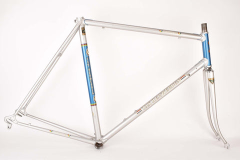 Van Herwerden Criterium (Gazelle) frame set in 58 cm (c-t) / 56.0 cm (c-c) with Reynolds 531 tubing from the 1970s