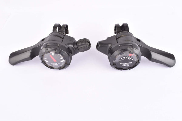 Shimano #SL-TY31 #SL-TY37 3/7-speed clamp-on thumb shifter set from 1994/95