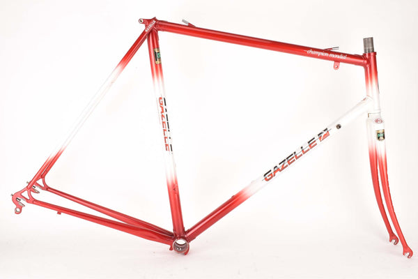 Gazelle Champion Mondial AA Special frame 58 cm (c-t) / 56.5 cm (c-c) Reynolds 531 tubing