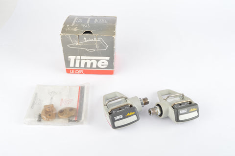 NOS/NIB Time Action Clipless Pedals and Cleats from the 1990s