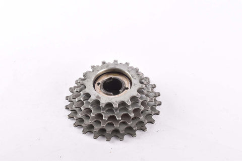 "Maillard 700 Course ""Super"" 6-speed Freewheel with 15-24 teeth and english thread from the late 1980s"
