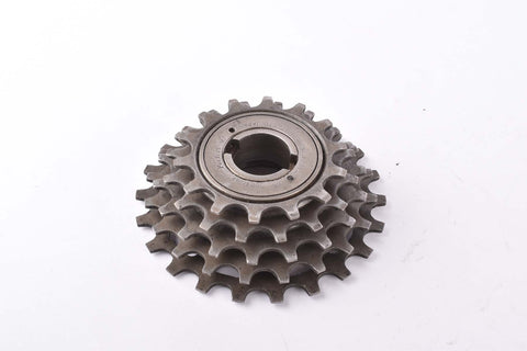 Suntour Perfect 5 speed freewheel with 14-22 teeth and english thread from 1980