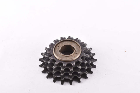 Majestic 5-speed freewheel with 14-22 teeth and english thread