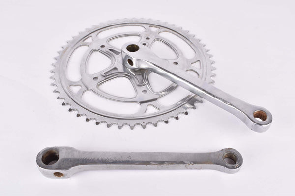 Sugino Proto Japan Cottered Steel Crankset with 52 Teeth and 172.5mm length from the 1950s - 60s