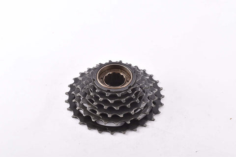 Long Yih Co. 6-speed Index Freewheel with 14-28 teeth and english thread