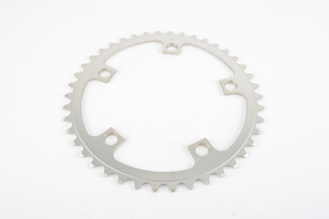 NEW No Name Chainring in 42 teeth and 122 BCD from the 1980s NOS