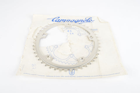 NEW Campagnolo Super Record #753/A Chainring in 45 teeth and 144 BCD from the 1970s - 80s NOS/NIB