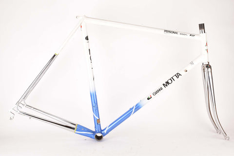 Gianni Motta Personal 2001R Fly frame in 56.5 cm (c-t) 55 cm (c-c) with Columbus tubing