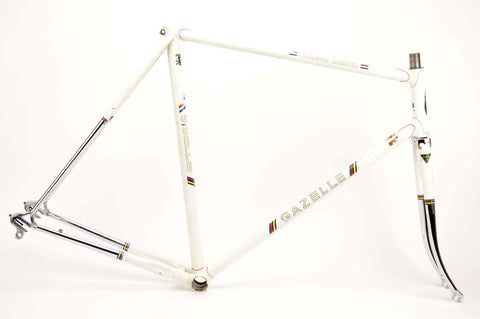 Gazelle Champion Mondial AA frame 59 cm (c-t) / 57.5 cm (c-c)  Columbus and Reynolds 531