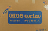 NOS Gios Torino Aerodynamic frame in box 50 cm (c-t) / 48.5 cm (c-c) Columbus Air