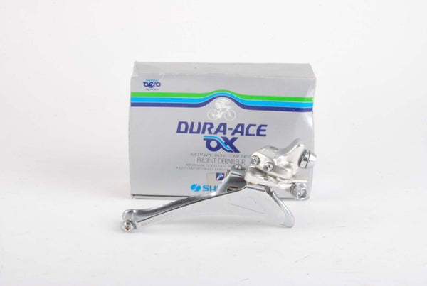 NEW Shimano FD-7320 Dura Ace AX Braze-On Front Derailleur from 1982-1984 NOS/NIB