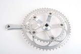 Shimano Dura-Ace #FC-7402 crankset with chainrings 39/53 teeth and 170mm length from 1990