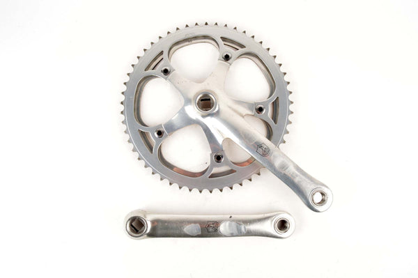 Campagnolo Chorus #706/101 crankset with chainrings 48/53 teeth and 172,5mm length from the 1980s - 90s
