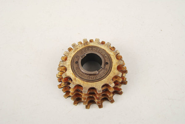 New Shimano Dura Ace #FA-100 freewheel for 5 speed from 1978 NOS