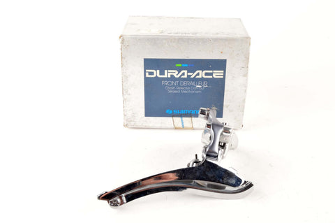 NEW Shimano Dura Ace #FD-7400 clamp-on front derailleur from 1987-88 NOS/NIB