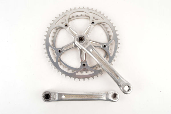 Shimano 600EX Arabesque #FC-6200 crankset with chainrings 42/52 teeth and 170mm length from 1979