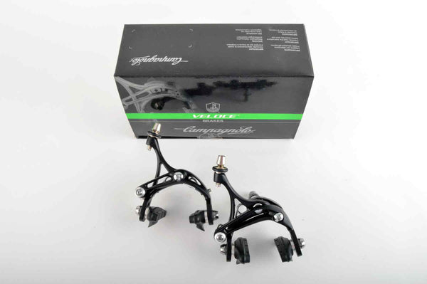NEW Campagnolo Veloce Skeleton Brake Calipers Black NIB