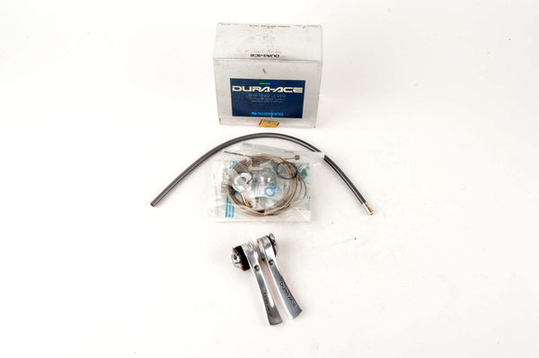 NEW Shimano Dura Ace #SL-7400 braze-on 6-speed shifters from 1984 NOS/NIB