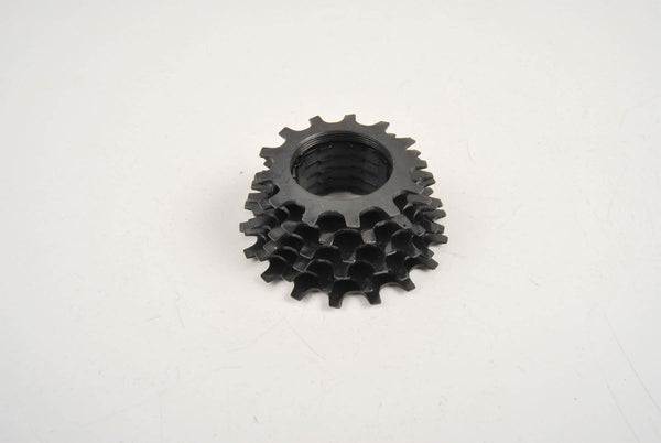 New Shimano 600EX Uniglide 6-speed cassette with 13 - 18 teeth from The 1970s/80s NOS